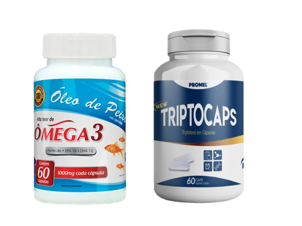 1 Omega 3 60 caps 1000mg+1 Triptocaps 60 caps 600mg